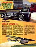 Men and Machines: Opel's Rockets