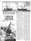 They Sailed the Seven Seas: A Trial of Strength (The Royal Mail Line)