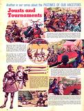 The Pastimes of Our Ancestors: Jousts and Tournaments