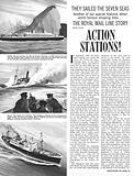 They Sailed the Seven Seas: Action Stations! (The Royal Mail Line).