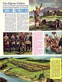 The Pilgrim Fathers: Welcome, Englishmen!