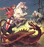 The Truth Behind the Legend: St George –  the Soldier Who Became a Saint