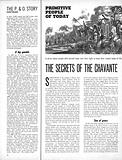 Primative People of Today: The Secrets of the Chavante