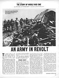 The Story of World War One: An Army in Revolt
