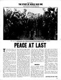 The Story of World War One: Peace at Last