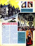 The Inns of Court: Royal Courts of Justice