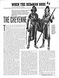 When the Red Man Rode: The Cheyenne