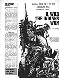 True Tales of the American West: A War the Indians Won