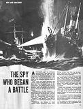 Men and Machines: The Spy Who Began a Battle