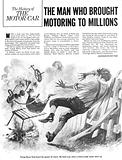 The History of the Motor Car: The Man Who Brought Motoring to Millions