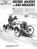 The History of the Motor Car –  Record Makers – And Breakers