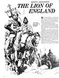 Mighty Monarchs: The Lion of England. Richard the Lionheart.