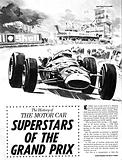 The History of the Motor Car: Superstars of the Grand Prix