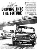 The History of the Motor Car: Driving Into the Future