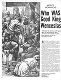 Mighty Monarchs: Who was Good King Wenceslas?