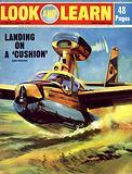 Landing on a 'Cushion'