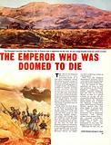 The Unfinished Revolution: The Emperor who was Doomed to Die
