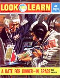 1975 saw the first joint Russian-American mission where astronauts and cosmonauts linked up in space