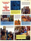 The Knights of the Round Table: A Throne for Galahad