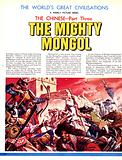The Chinese: The Mighty Mongol. Genghis Khan.