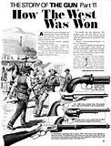 The Story of the Gun: How the West was Won