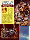 Passports to the Past: The Curse of Tutankhamun