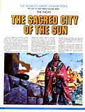 The Incas: The Sacred City of the Sun
