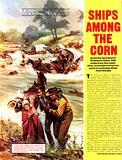 Modern Marvels: Ships Among the Corn