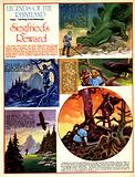 Legends of the Rhineland: Siegfried's Reward