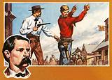 Marshall Wyatt Earp