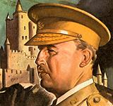 Generalissimo Francisco Franco