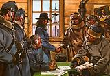 Alaska treaty signed between Russia and United States
