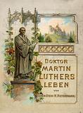 Title page for Doktor Martin Luthers Leben