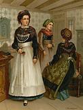 German costume, Schleswig, Fohr