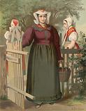 German costume, Preussen (Provinz Schlesien), Tannhausen