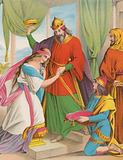 Esther made Queen