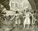 The Building of Solomon's Temple