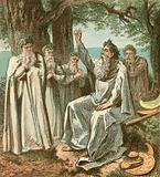 Druids or British Priests