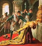 Murder of Thomas a Becket