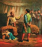 Death of Richard the First