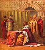 Richard II Abdicates