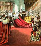 Coronation of George III