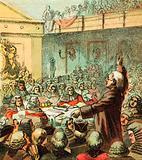 Burke, the Great Orator