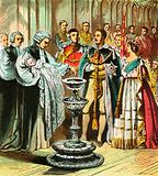 Baptism of the Prince of Wales