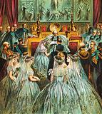 Marriage of Prince of Wales and Alexandra