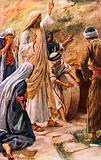 """""""Lazarus, come forth"""""""
