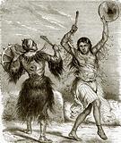 Yakut Shamans, or demon dispellers