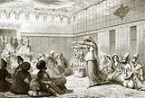 Georgian bayaderes