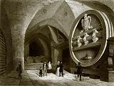 The great wine barrel at Heidelberg