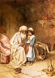 """Eli and Samuel. And he said, """"It is the lord. Let him do what seemeth him good."""""""